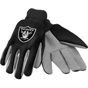 Oakland Raiders Work / Utility Gloves