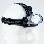 8 LED Head Light