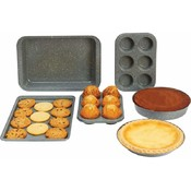 Non-Stick Carbon Steel 6 piece Bakeware Set