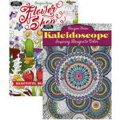 Wholesale Florals Designs Coloring Book For Adults