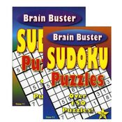 Wholesale Puzzle Books - Discount Puzzle Books - Cheap Sudoku Puzzle Books