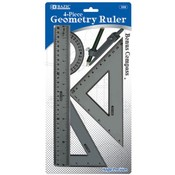 Wholesale Math Tools - Wholesale Protractors - Wholesale Plastic Rulers