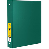 "Wholesale One and a Half Inch Capacity 3 Ring Binders - 1 1/2"" Binders Bulk"