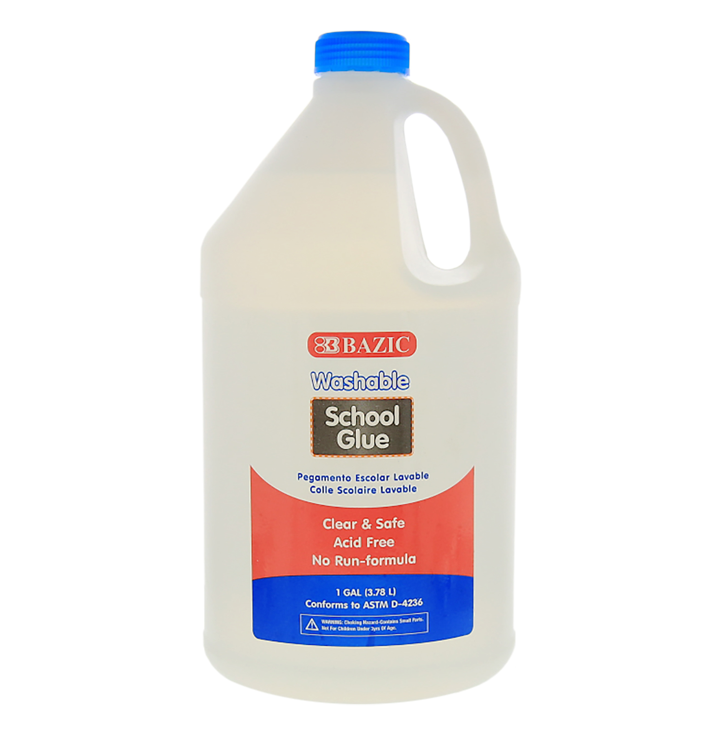 clear glue gallon