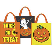 Wholesale Trick Or Treat Bags - Wholesale Halloween Trick Or Treat Bag - Wholesale Trick Or Treat