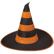 Nylon Witch Hat