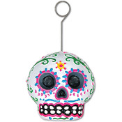 Day of the Dead Male Photo/Balloon Holder