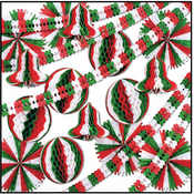 Christmas Display Decorator - 27 pieces
