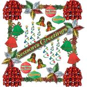 Season's Greetings Reflections Dec Kit-31 Pc