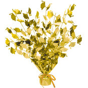 Graduate Cap Gleam 'N Burst Centerpiece - Gold