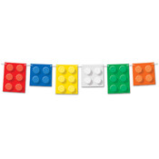 Building Blocks Pennant Banner