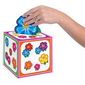 Hula Baby Card Box - Assembly Required #98345