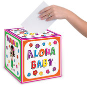 Hula Baby Card Box - Assembly Required #39345