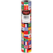 International Flag Table Roll