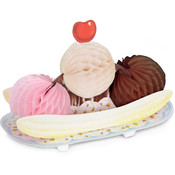 Tissue Banana Split