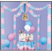 Baby Shower Party Canopy - Covers Approximately 20'X20' Area #62455