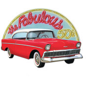 Fabulous 50's Sign