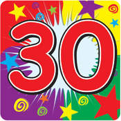 Wholesale 30Th Birthday Party Supplies - Wholesale 30Th Birthday Party Decorations - 30th Party