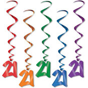 Wholesale 21St Birthday Party Supplies - Wholesale 21St Birthday Party Decorations - 21St Party