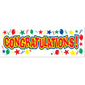 Wholesale Congratulations Party Supplies - Wholesale Congrats Party Supplies