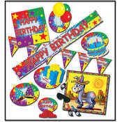 Happy Birthday Party Kit #41775