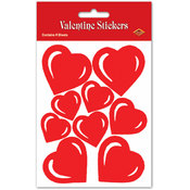 Heart Stickers #10047