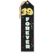 39 Forever Award Ribbon
