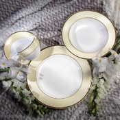 Wholesale Dinnerware- Fine China and Bulk Stoneware