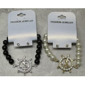 Nautical Bracelet & Earring Set