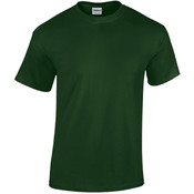 Gildan T-Shirt Style 5000 Forest Green - Size Small