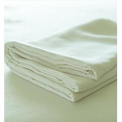 Flat Bed Sheet - Twin Size