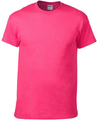Wholesale Anvil Heavyweight T Shirt Neon Pink Large