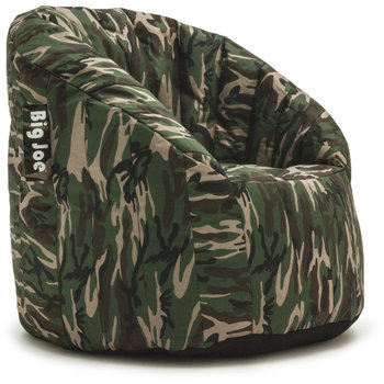 Big Joe Lumin Bean Bag Chair (SmartMax)  Woodland