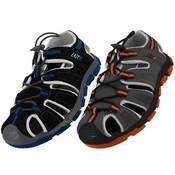 Boy's Hiker Sport Sandals with Laces Size 8-13
