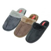 Men's Corduroy Slippers