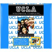 UCLA C.R. Gibson Scrapbook Complete Kit, Small