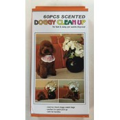 Scented Doggy Clean Up Bags