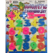 Magnetic Letter & Numbers