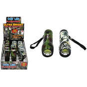 Camo - COB LED Flashlight
