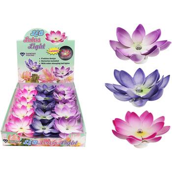Wholesale artificial plants wholesale artificial flowers dollardays led lotus flower mightylinksfo