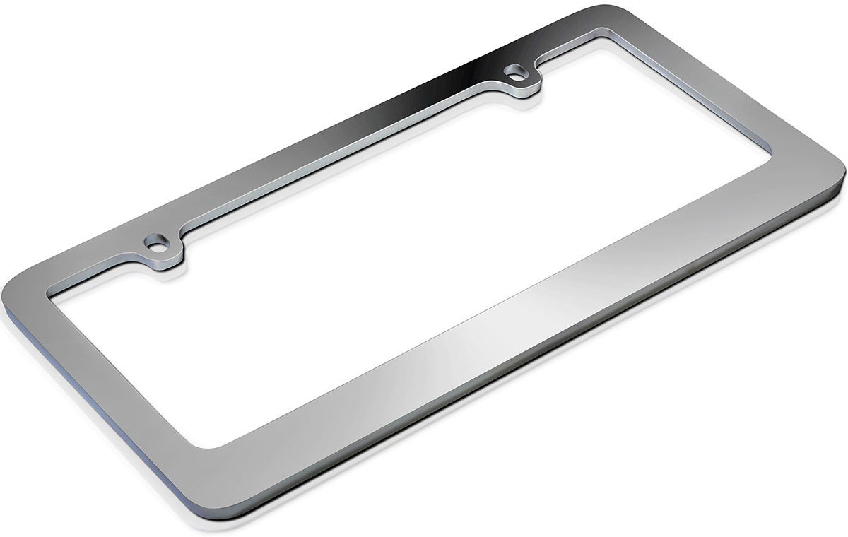 Wholesale License Plate Frames