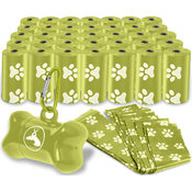 Green Paws and Pals Waste Bags