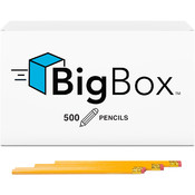 Big Box™ Pencils - 500/case