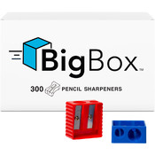 Big Box™ of Dual-Hole Pencil Sharpeners - 300/case