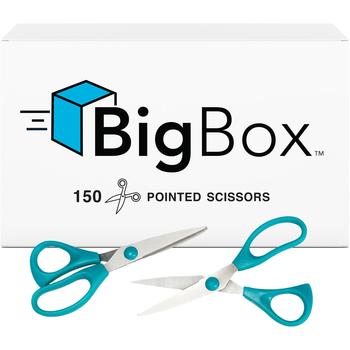 Big Boxu0026trade; Of 5u0026rdquo; Pointed Tip Scissors ...