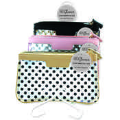 First Glance Clear Essentials Cosmetic Bag