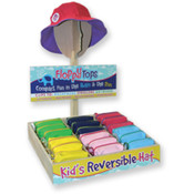Floppy Tops Kids Reversable Sun Hat