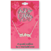 Just for Mom pendant