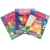 Wholesale Adult Coloring Pixel Book
