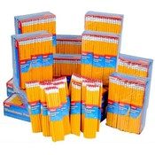 Wholesale Bulk Pencils - #2 School Pencils - Cheap Pencils in Bulk